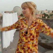 Luciana Littizzetto in una scena del film Cover Boy l'ultima rivoluzione
