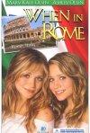 La locandina di Due gemelle a Roma