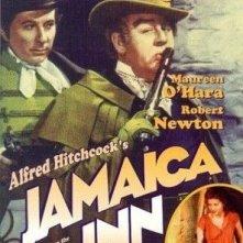 La locandina di La taverna della Giamaica