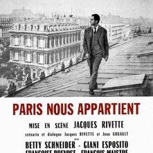 La locandina di Paris nous appartient