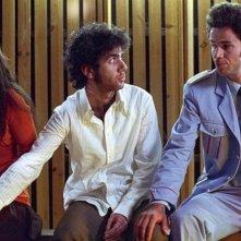 Shlomi Avraham e Saleh Bakri nel film di Eran Kolirin La banda