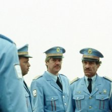 Una scena del film di Eran Kolirin La banda