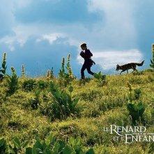 Wallpaper del film La volpe e la bambina, del 2007