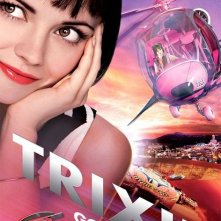 Character Poster per Cristina Ricci in Speed Racer