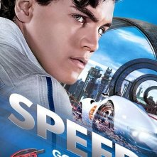 Character Poster per Emile Hirsch in Speed Racer
