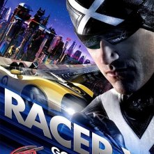 Character Poster per Matthew Fox in Speed Racer