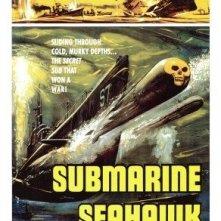 La locandina di U-570 contrattacco siluri