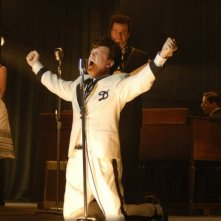 John C. Reilly in un'immagine tratta dal film Walk Hard: The Dewey Cox Story