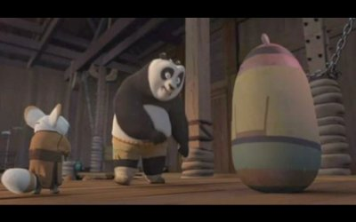 Kung Fu Panda - Trailer italiano