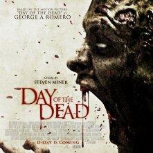 La locandina di Day of the Dead