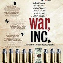 La locandina di War, Inc.