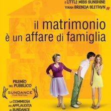 La locandina italiana di Il matrimonio è un affare di famiglia