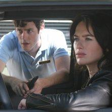 Lena Headey e Brendan Hines in 'The Turk', episodio 3 di Sarah Connor Chronicles