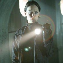Lena Headey in missione in 'Vick's Chip', ottavo episodio di Sarah Connor Chronicles