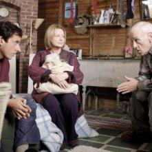 Steve Carell e Dianne Wiest in una scena del film L'amore secondo Dan