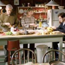 Steve Carell e Dianne Wiest in una scena della commedia L'amore secondo Dan