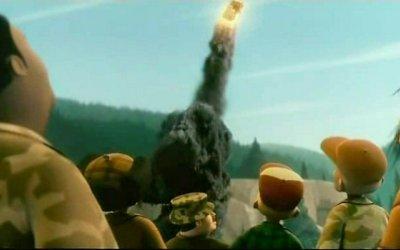 Boog & Elliot a caccia di amici - Trailer Italiano 2