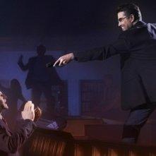 Jonny Lee Miller applaude George Michael nel Pilot di Eli Stone