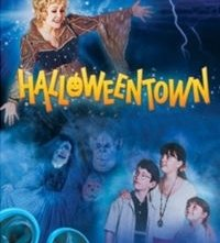 La locandina di Halloweentown