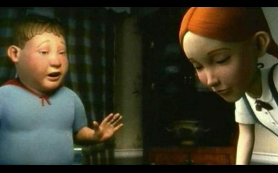 Monster House - Trailer Italiano