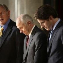 Victor Garber, Sam Jaeger e John Prosky nel pilot di Eli Stone