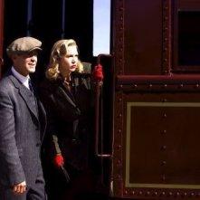George Clooney & Renée Zellweger in una scena di In amore, niente regole (Leatherheads 2008)