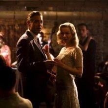 George Clooney & Renée Zellweger in una scena di IN AMORE, NIENTE REGOLE