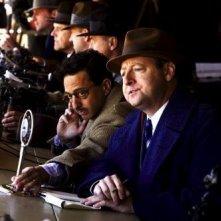 Grant Heslov & Patt Noday in una scena di IN AMORE, NIENTE REGOLE