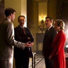John Krasinski, George Clooney & Renée Zellweger in una scena di IN AMORE, NIENTE REGOLE
