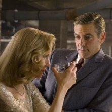 Renée Zellweger con George Clooney in una scena di In amore, niente regole