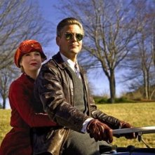 Renée Zellweger & George Clooney in una scena di IN AMORE, NIENTE REGOLE