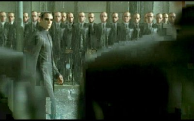 The Matrix: Revolutions trailer esteso