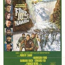 La locandina di Forza 10 da Navarone