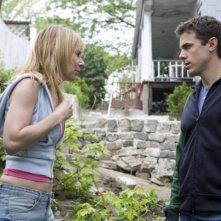Amy Ryan e Casey Affleck in una sequenza del film Gone Baby Gone