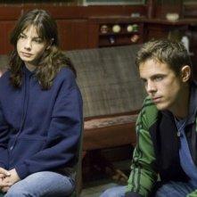 Casey Affleck e Michelle Monaghan in una scena di Gone Baby Gone