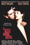 La locandina di Un bacio prima di morire