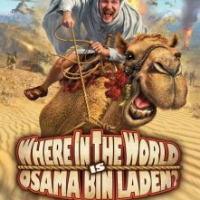 La locandina american di Where in the World Is Osama Bin Laden?