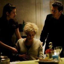 Louise Monot, Olivia Bonamy e Francis Renaud nel film L'ultima missione