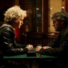 Olivia Bonamy e Daniel Auteuil in una scena de L'ultima missione