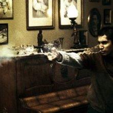Una scena del film La zona, di Rodrigo Plá