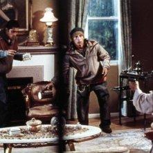 Una sequenza drammatica del film La zona, di Rodrigo Plá