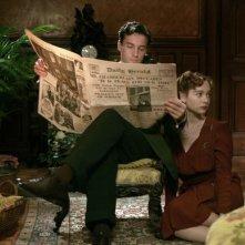 Alessio Boni e Cristiana Capotondi in una scena di 'Rebecca, la prima moglie'