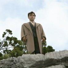 Alessio Boni in una scena di 'Rebecca, la prima moglie'