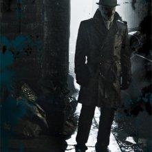 Jackie Earle Haley è Rorschach in Watchmen