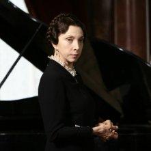 Mariangela Melato in una sequenza di 'Rebecca, la prima moglie'