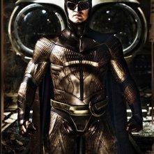 Patrick Wilson è Nite Owl in Watchmen