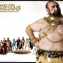 Wallpaper del film 3ciento - Chi l'ha duro... la vince con Ken Davitian
