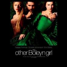 Wallpaper del film L'altra donna del re con i protagonisti del film
