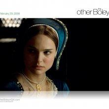 Wallpaper del film L'altra donna del re con la Portman