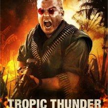 Character Poster per Jack Black in Tropic Thunder